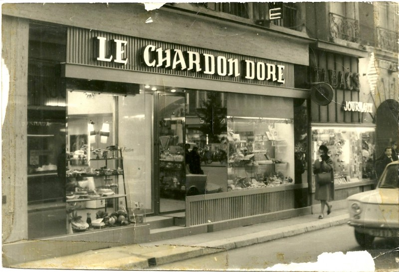 1960 – Transformation du magasin